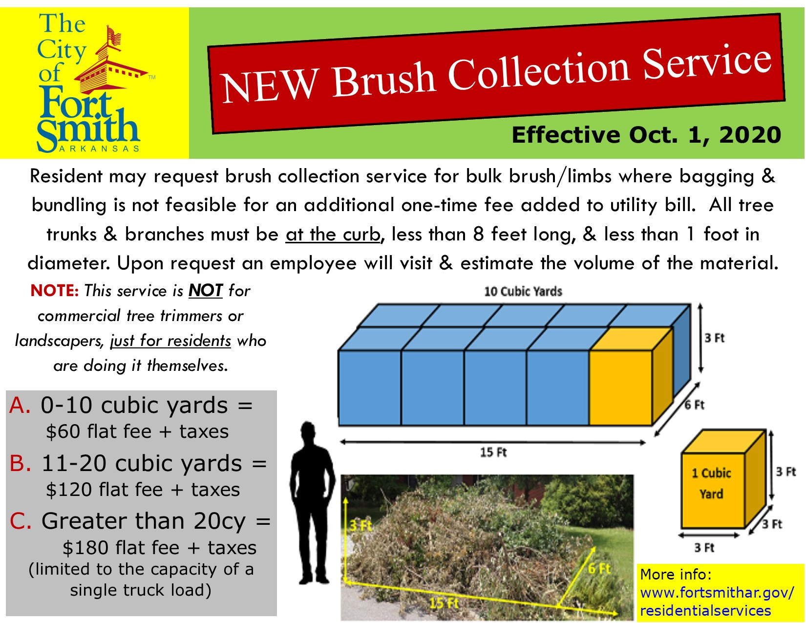 Brush Collection Service FB